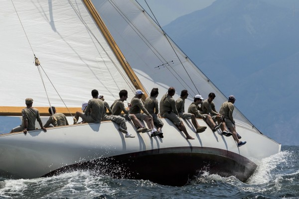 Eilean deltar sedan restaureringen i otaliga klassiska segelrace runt om i världen. Besättningen är vissa delar heltidsanställd och så även kocken ombord som också får ta del av det härliga tävlingslivet till sjöss.